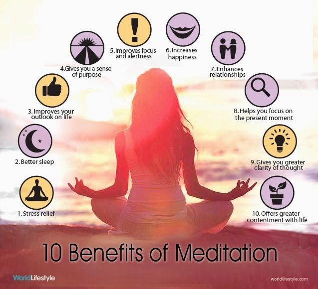 Join the August Meditation Challenge!